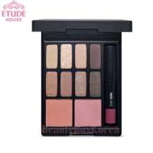 ETUDE HOUSE Personal Color Multi Palette Cool Cover 1g*8+3g*3+1.5g [Online Excl.],ETUDE HOUSE